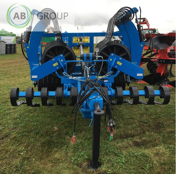 Agristal Hydraulic Walze 5.3m /Cambridge Roller/Rouleau Cambridge