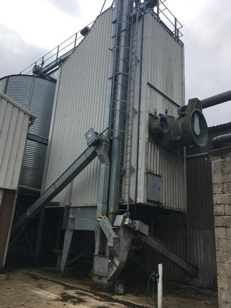 Law Denis SCN 7/24 25t /hr Continuous Flow drier