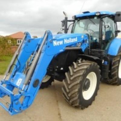 NEW HOLLANDT7.200 POWERCOMMAND