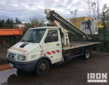 Iveco Bizzochi 155 on Iveco Daily 35-8