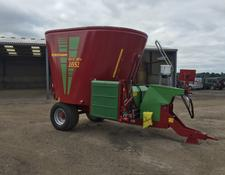 Strautmann Single Auger Diet Feeders
