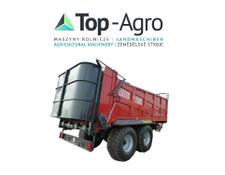 Metal-Fach TOP-AGRO Düngerstreugeräte N272/1 12T 13,8m3 TOP-AGRO Best quality