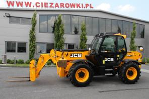 JCB TELESCOPIC LOADER 535-140 14 M 4x4x4