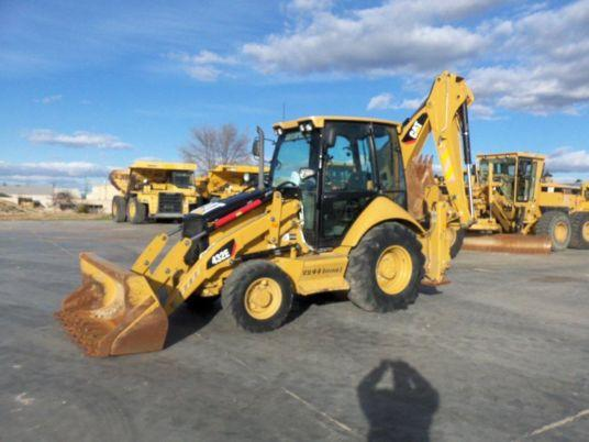 Caterpillar 432E EVOLUTION