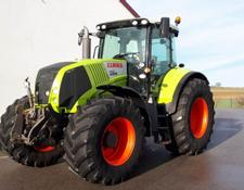 Claas Axion 850, FZW, Cebis, 4982h,